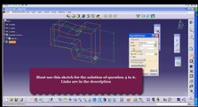 CATIA V5 Tutorial: Certification question; Calculate mass and apply material (Complete Video)