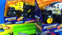 MIGHTY MACHINES COLLECTION ADVENTURE FORCE CONSTRUCTION VEHICLES CITY VEHICLES CAR TRANSPORTER
