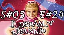 I Dream of Jeannie S-05 EP-24 Hurricane Jeannie