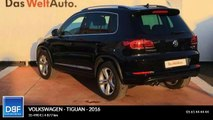 Annonce Occasion VOLKSWAGEN Tiguan 2.0 TDI 150ch BlueMotion Technology FAP R Exclusive 4Motion DSG7 2.0 TDI 150ch BlueMotion Technology FAP R Exclusiv