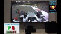 Pole Lap Onboard - F1 2016 Round 21 - GP Abu Dhabi (Yas Marina) Lewis Hamilton