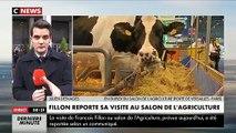 François Fillon annule sa visite au salon de l'agriculture en dernière minute