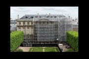 Le chantier de l'hôtel de Rohan en images accélérées (time lapse)