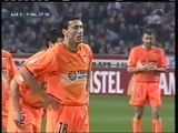 11.03.2003 - 2002-2003 UEFA Champions League 2nd Group Round Group B Matchday 5 AFC Ajax 1-1 Valencia CF