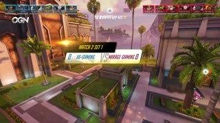 [OGN] 2017 APEX 챌린저스 - X6-Gaming VS. Mirage Gaming   Meta Bellum VS. Rhinos Gaming Wings (225)