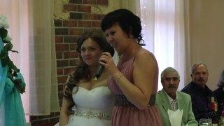 Песня сыну на свадьбе растрогала гостей СМОТРЕТЬ ВСЕМ