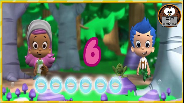 Bubble Guppies Fin-tastic Fairytale Adventure | Bubble Guppies All Episodes | Dip Games for Kids