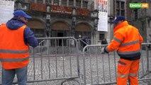 L'avenir - Carnaval de Binche après l'incendie du théâtre communal