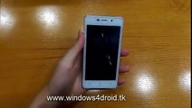Nokia X Flash stock ROM with NX Flasher - video dailymotion