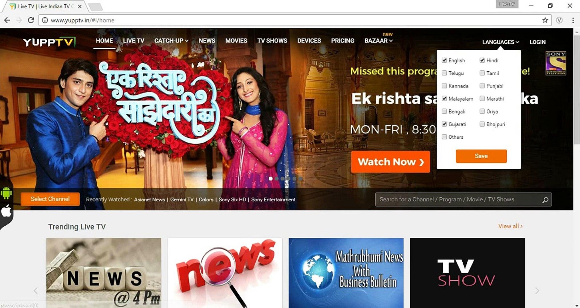Asianet News Live - Malayalam News Channels Live