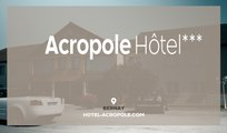 Hôtel à Bernay, chambres confortables - Restaurant La Fontaine - Acropole Hôtel (27)