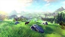 The Legend of Zelda Wii U : Trailer E3 2014