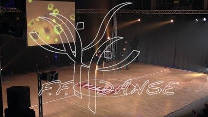 FFDanse -Renc'Art des champions - 3 sept. 2016 - Danses Latines - Paso Doble