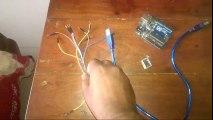 7 segment display with arduino uno DIY  || Interface 7 segment display and Arduino