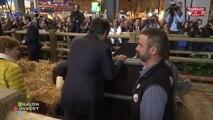 Salon Ouvert : la fracture territoriale  - Salon de l'Agriculture 2017 (01/03/2017)