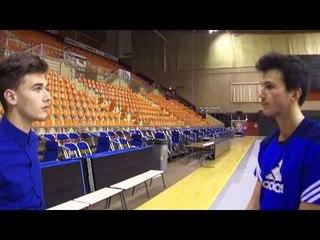 L'avant match Angers-DBHB - Entretien avec Alexis Lemal