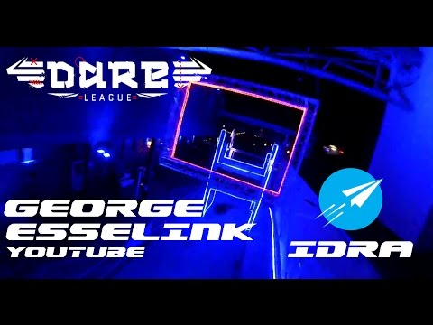 Drone Racing – Night Racing