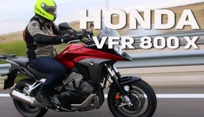Honda VFR 800 X Crossrunner