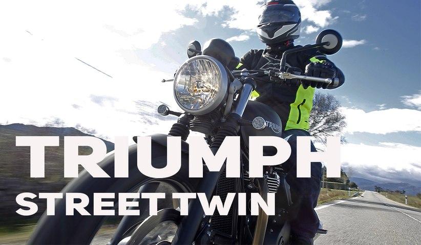 Triumph Street Twin