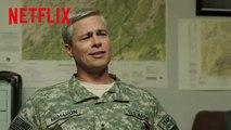 WAR MACHINE (Brad Pitt, 2017) - TRAILER Teaser Netflix [Full HD,1920x1080]