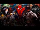 TOP 10 Des meilleures adaptations de comics