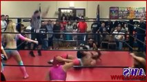 The BOOBPLEX by Joey Ryan _ Intergender Wrestling - Men vs Women__