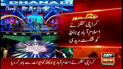 Karachi Kings Qualifies For The Last Playoff