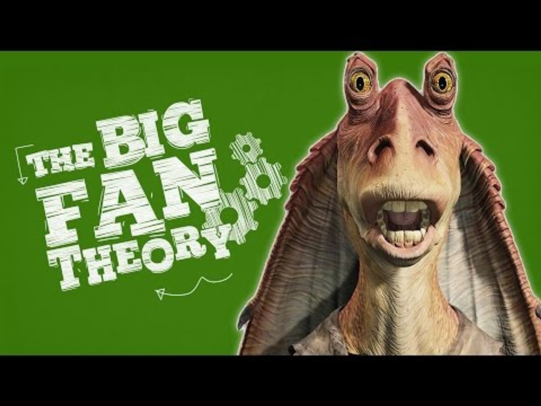 Jar Jar Binks : Le plus grand méchant de STAR WARS ?! TBFT - Allociné