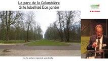 (Lundi 30 janvier 2017) Parc de la Colombière – Dijon – Jacques MILDER, responsable du service Espaces verts et Patrice CHÂTEAU, adjoint Écologie urbaine
