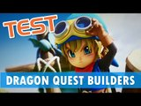 Dragon Quest Builders - Entre Dragon Quest et Minecraft - TEST FR
