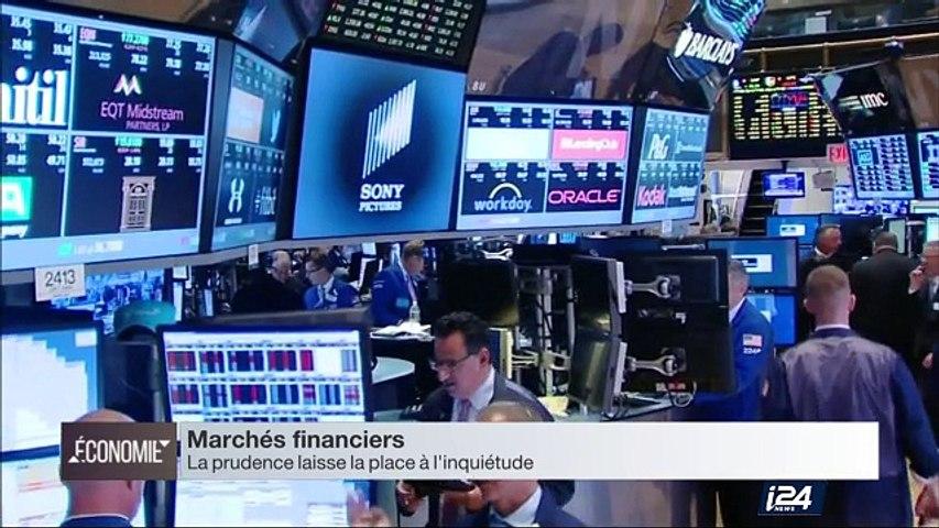 Marchés financiers : les Bourses rassurées par le 1er discours sur l'état de l'Union de Donald Trump.