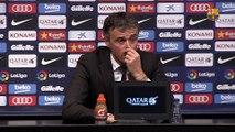Luis Enrique anuncia que no será el entrenador del Barça la temporada 2017/18