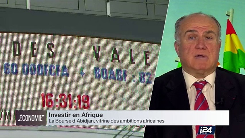 Afrique : l'essor de la Bourse d'Abidjan, qui regroupe les principales valeurs actions de 8 pays de l'Ouest africain.