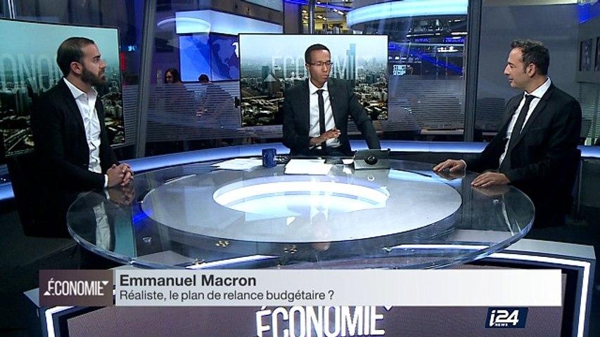 Emmanuel Macron : le nouveau favori de la présidentielle dévoile ses cartes en matière économique.