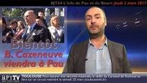 JT64   L'info de Pau et du Béarn (2 mars 2017)