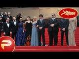 Cannes 2015 - Jury du Festival fait la dernière montée des marches