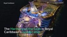 Le bateau de croisière le plus incroyable au monde