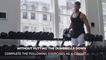 CrossFit-Inspired Challenges: The dumbbell complex to torch every muscle