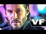 JOHN WICK 2 Bande Annonce VF Officielle (2017) Keanu Reeves, Action