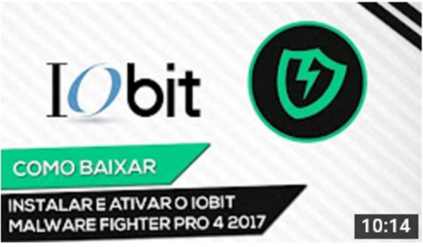 COMO: Instalar & Ativar IOBIT Malware Fighter 2017