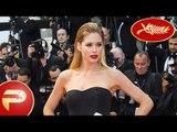 Cannes 2015 - Doutzen Kroes égérie de l'Oréal monte les marches
