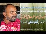Hazrat Wasi Muhammad Qureshi Shaheed (RA) - Shehzad-e-Gohar Shahi