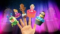Cupcakes Finger Family Children Nursery Rhymes | Cup Cakes Cartoons Finger Family Nursery Rhymes