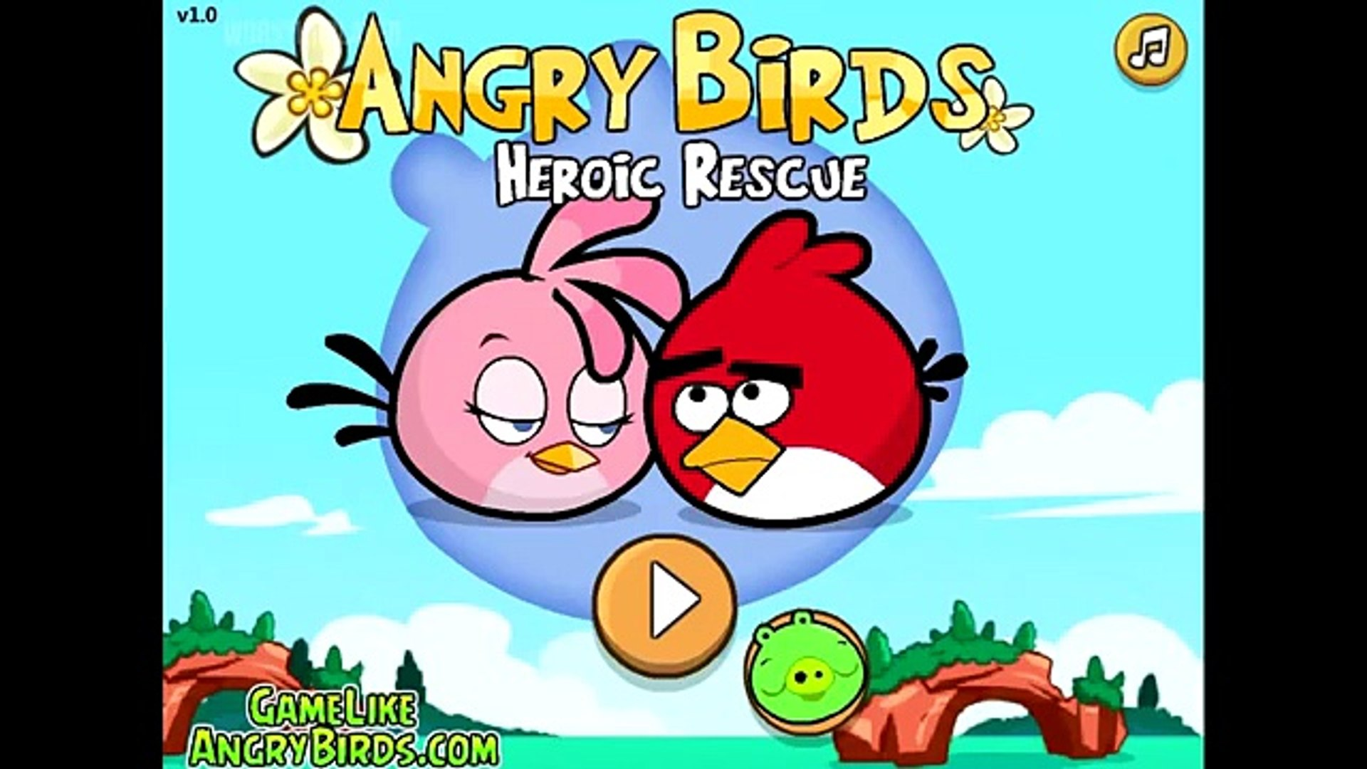 ᴴᴰ Angry Birds Toons Hero Rescue for Children Angry Birds Cartoon   Angry  Birds Toon Full – Видео Dailymotion
