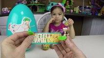 Большая ФИНЕС и Ферб сюрприз яйца 4 Киндер сюрприз яйца игрушки открытие детские игрушки Обзор Дисней