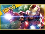 TOP 5 des plus gros clichés dans les films de super héros ! Allociné