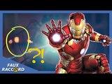 Faux Raccord - Les plus grosses gaffes de Iron Man ! Allociné