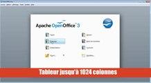 Tutoriel pour bien démarrer avec Apache OpenOffice