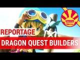 Reportage : Dragon Quest Builders : le RPG japonais rencontre Minecraft - Japan Expo 2016