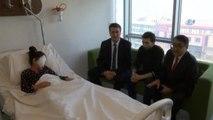 Osmangazi Belediye Başkanı Mustafa Dündar, Doğuştan Görme Engelli Esma'ya Işık Oldu